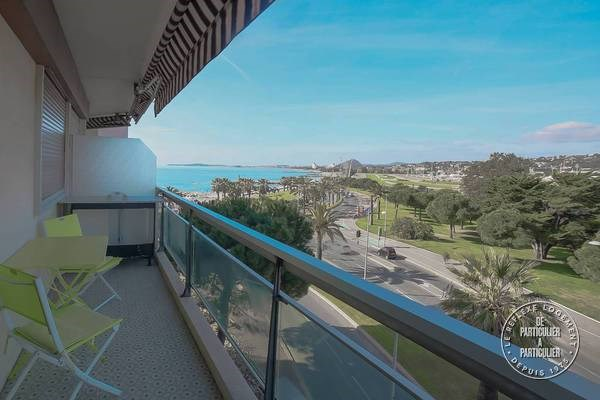 Location vacances Cagnes-sur-Mer -  Appartement - 2 personnes - Radio - Photo N° 1