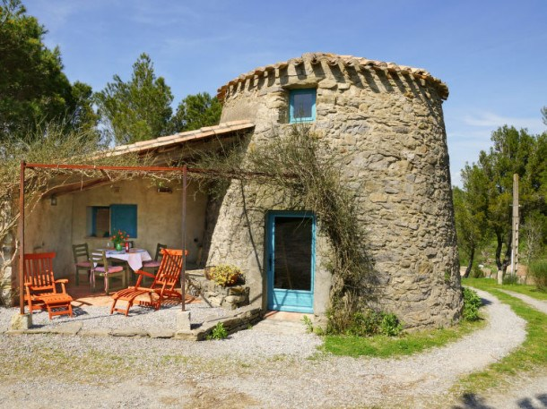 Location vacances Lagrasse -  Maison - 4 personnes - Barbecue - Photo N° 1