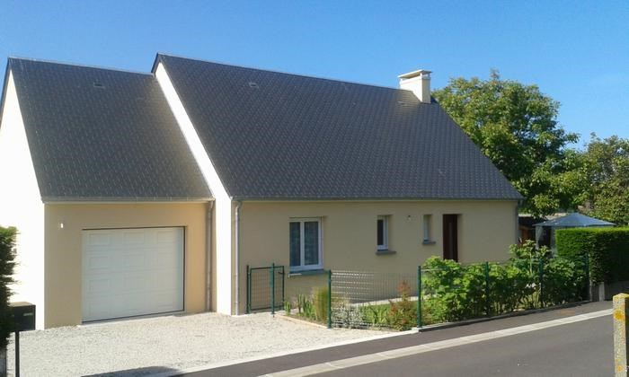 Holiday rentals Gouville-sur-Mer - House - 6 persons - BBQ - Photo N° 1
