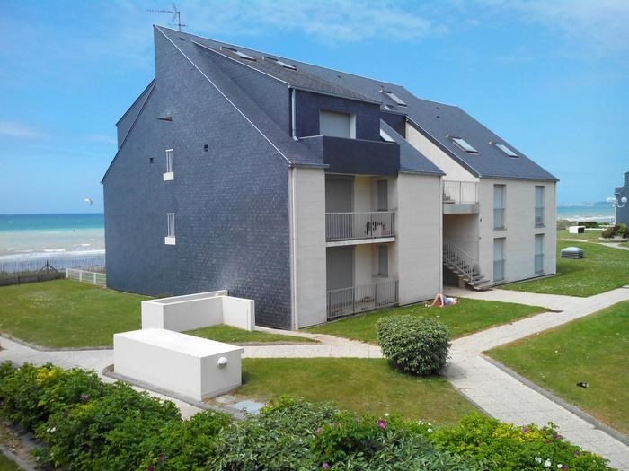Holiday rentals Jullouville - Apartment - 4 persons - Television - Photo N° 1