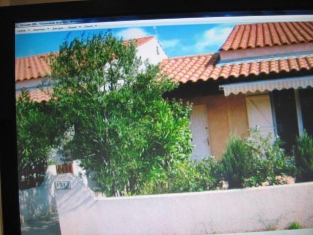 Maison pour 6 pers. avec piscine, Gruissan
