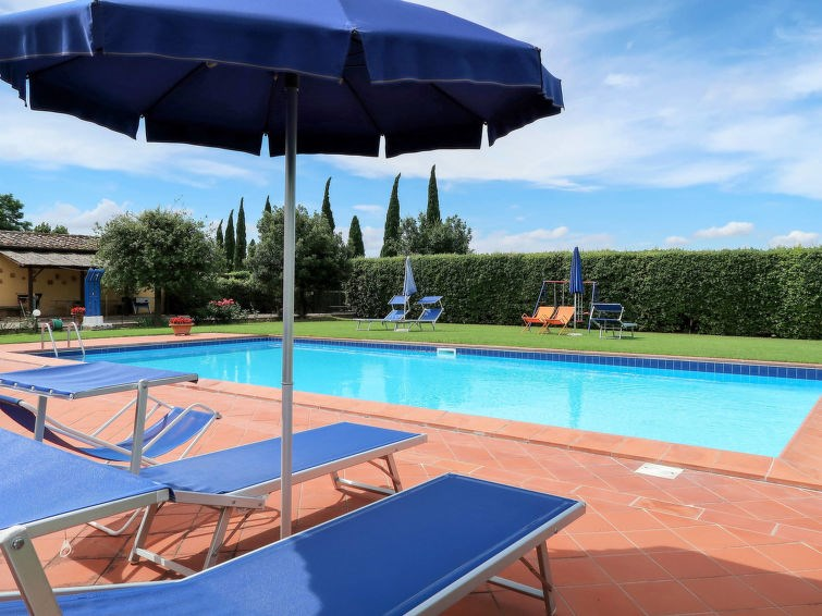 Appartement pour 3 personnes à Foiano della Chiana