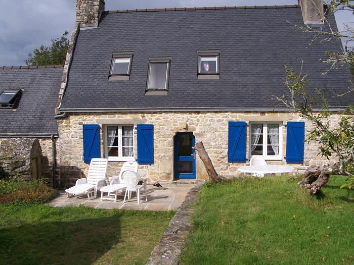 House Crozon 29 Finistere 100m2 7 Pers Amivac