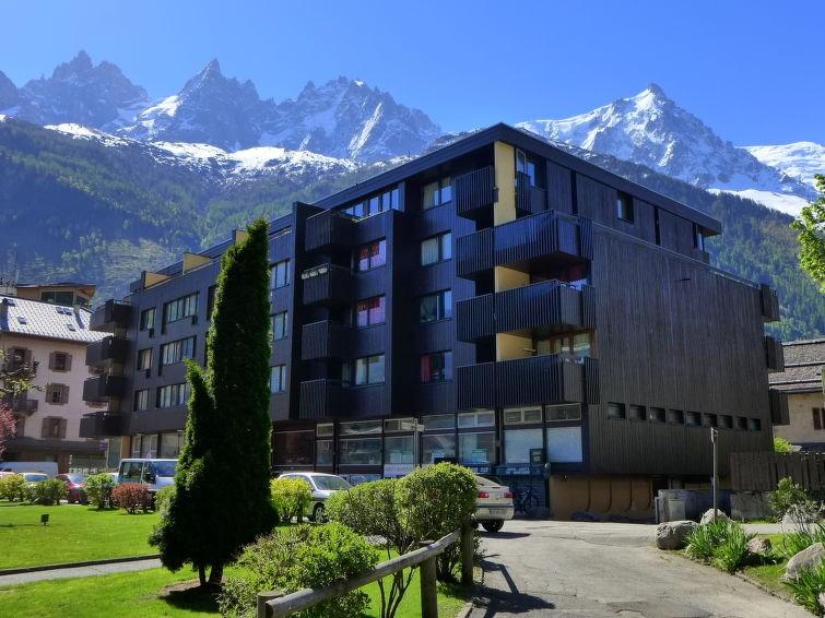 Appartement pour 4 à Chamonix