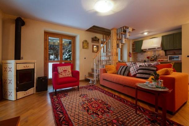 Location vacances Les Houches -  Appartement - 7 personnes - Télévision - Photo N° 1