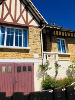 Location vacances Merville-Franceville-Plage -  Appartement - 6 personnes - Jardin - Photo N° 1