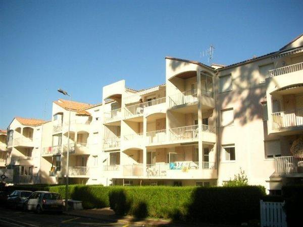 Location vacances Saint-Palais-sur-Mer -  Appartement - 4 personnes - Ascenseur - Photo N° 1