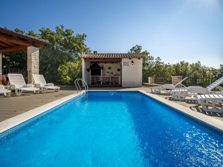 Location vacances Rabac -  Maison - 8 personnes -  - Photo N° 1