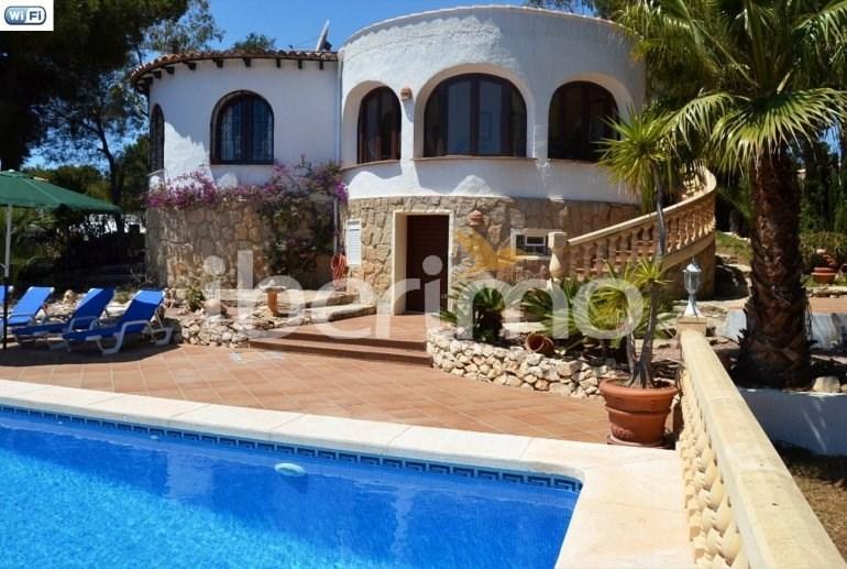 Villa avec piscine à Javea pour 4 personnes - 2 chambres