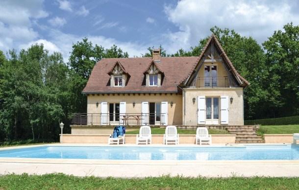 Location vacances Savignac-Lédrier -  Maison - 8 personnes - Jardin - Photo N° 1