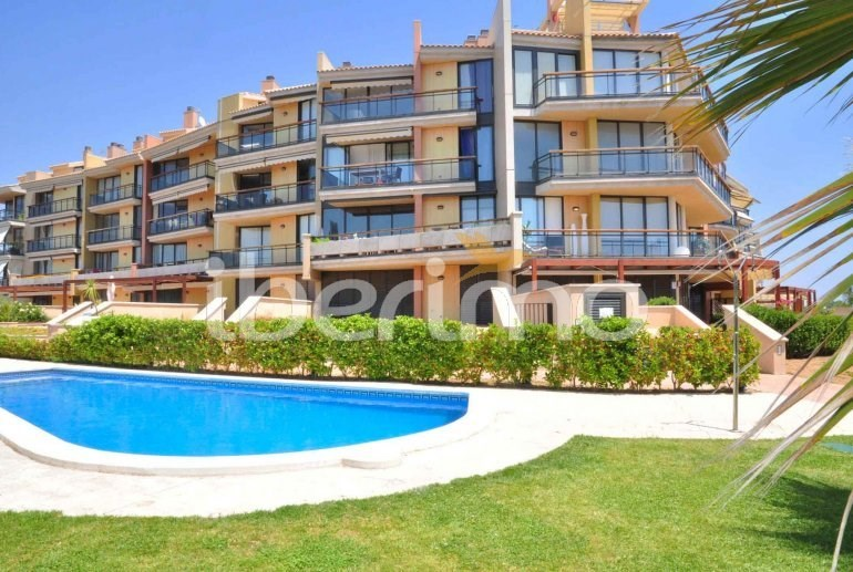 Holiday rentals Cambrils - Apartment - 8 persons - Television - Photo N° 1