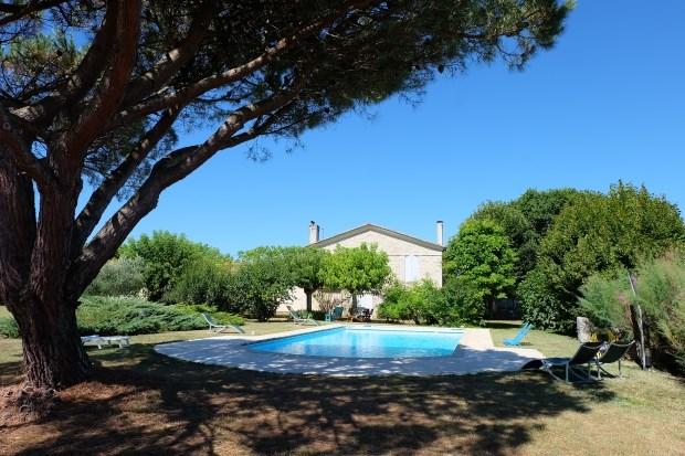 Superbe  piscine privée 6*13, parc 3000 m2 - Bégadan