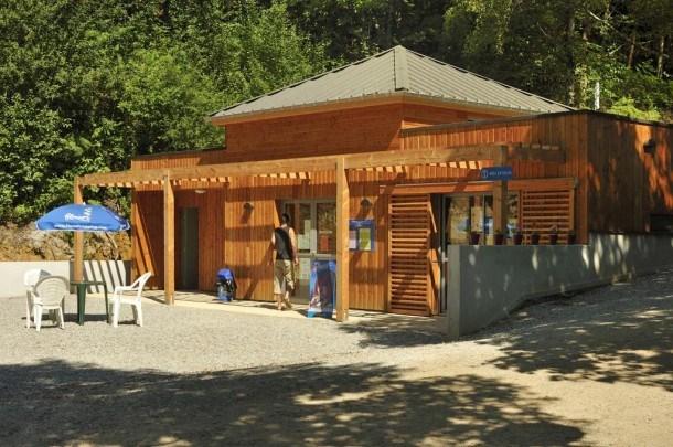 Flower Camping La Plage - Mobil-home Confort+ 29m² (2 chambres) + terrasse semi-couverte 18m²