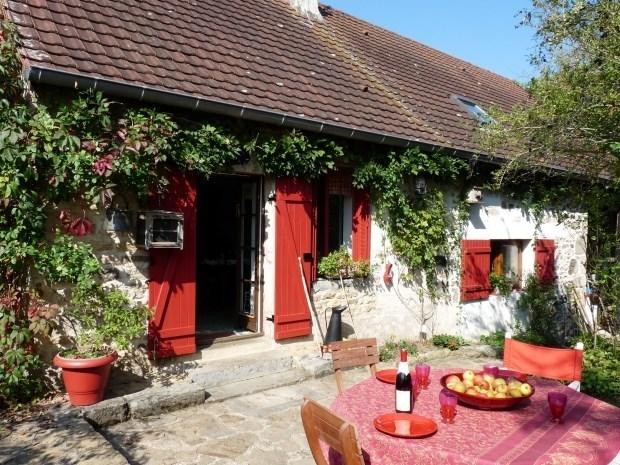 Gîte dans petit hameau de Bourgogne du sud - Sigy-le-Châtel
