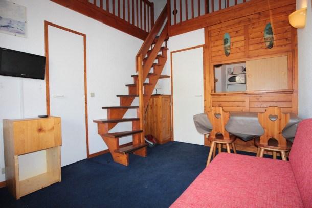Location vacances Val-d'Isère -  Appartement - 4 personnes - Télévision - Photo N° 1