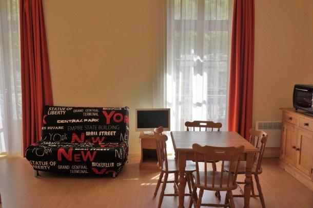 Studio 2/4 pers n°6 Grand Hotel Aulus