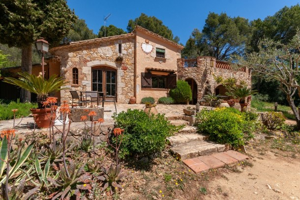 Location vacances Palafrugell -  Maison - 5 personnes - Table de ping-pong - Photo N° 1
