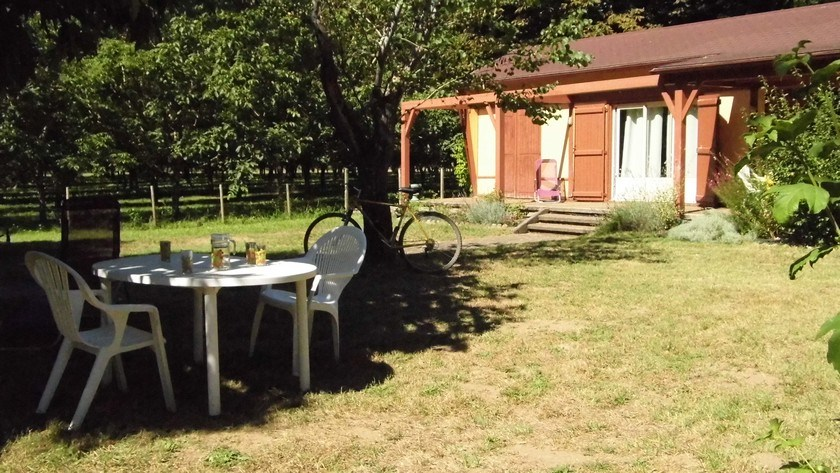 Location vacances Floirac -  Maison - 6 personnes - Barbecue - Photo N° 1