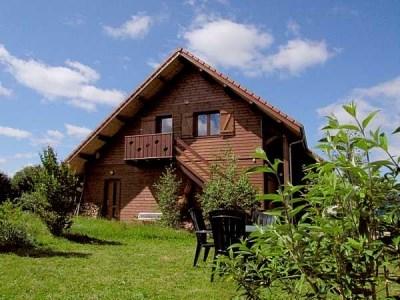 Location vacances Sauret-Besserve -  Appartement - 2 personnes - Jardin - Photo N° 1