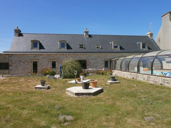Location vacances Penmarc'h -  Maison - 9 personnes - Barbecue - Photo N° 1