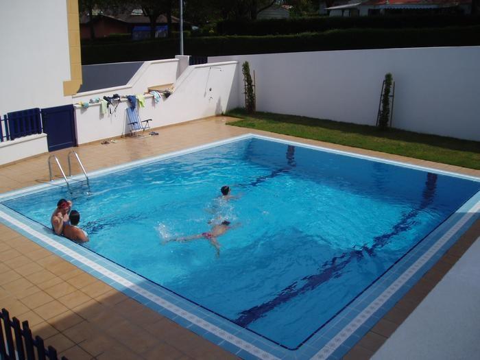 Appartement pour 5 pers. avec piscine, Hendaye
