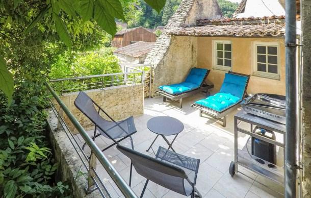Location vacances Mauzac-et-Grand-Castang -  Maison - 6 personnes - Jardin - Photo N° 1