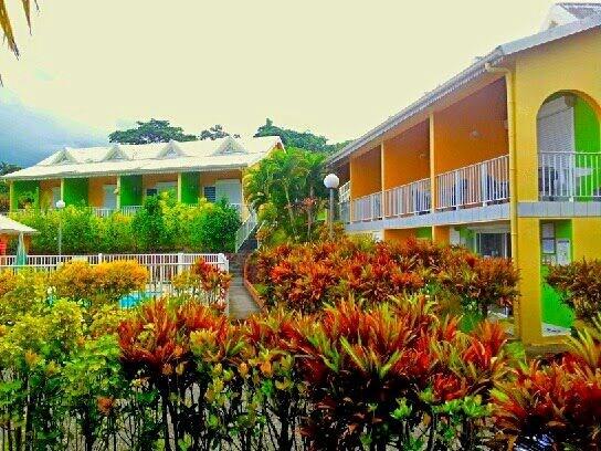 Location vacances La Trinité -  Appartement - 2 personnes -  - Photo N° 1