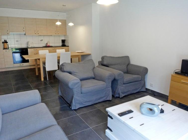 Appartement pour 2 personnes à Moléson-sur-Gruyères