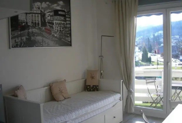 Holiday rentals Gérardmer - Apartment - 2 persons - Television - Photo N° 1