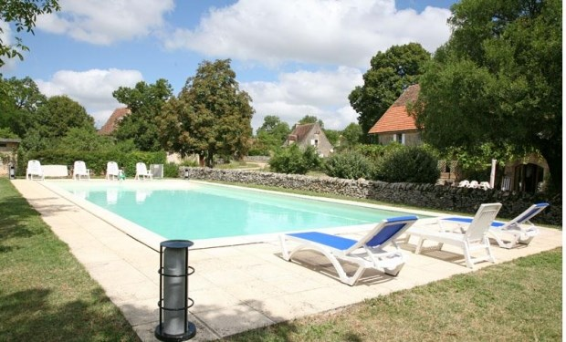 Location vacances Gramat -  Gite - 11 personnes - Barbecue - Photo N° 1