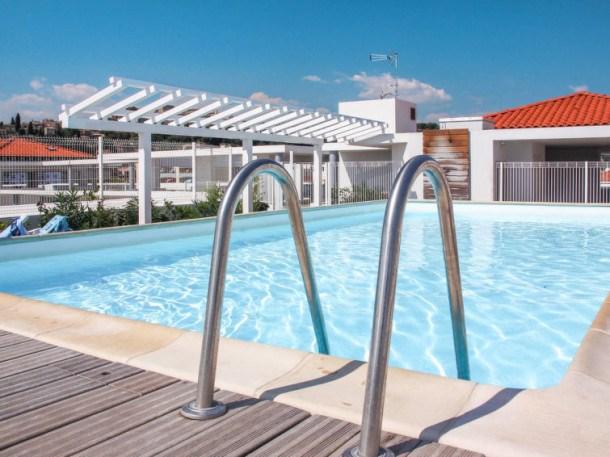 Location vacances Cagnes-sur-Mer -  Appartement - 2 personnes - Table de ping-pong - Photo N° 1