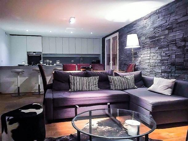Location vacances Les Deux Alpes -  Appartement - 10 personnes - Télévision - Photo N° 1