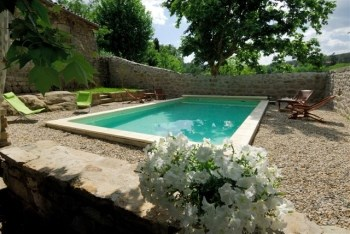 Location vacances Chassiers -  Gite - 10 personnes - Barbecue - Photo N° 1