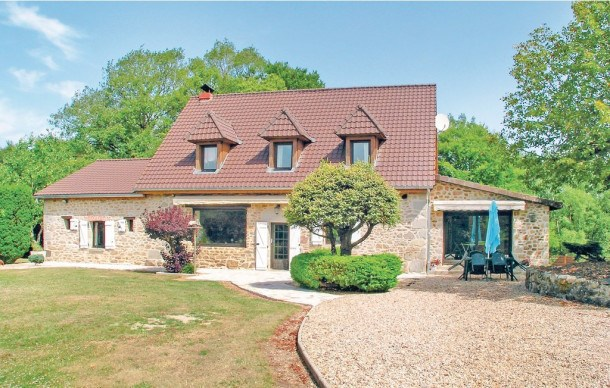 Location vacances Neuvic -  Maison - 8 personnes - Barbecue - Photo N° 1