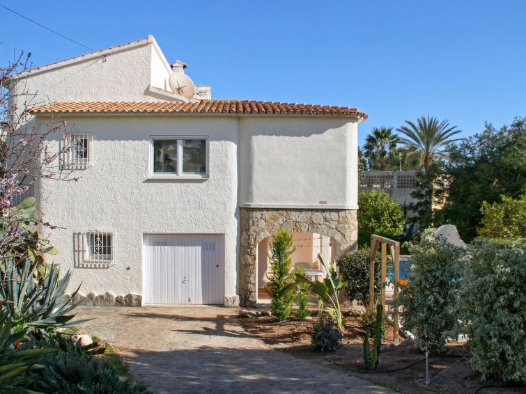 Location vacances Teulada -  Maison - 4 personnes -  - Photo N° 1
