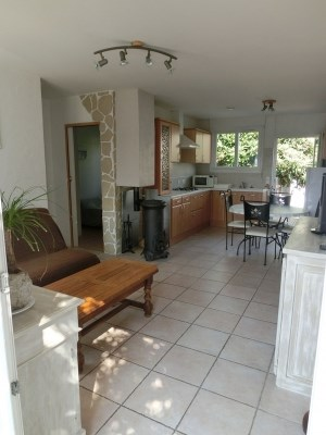 Location vacances Villedoux -  Gite - 4 personnes - Barbecue - Photo N° 1