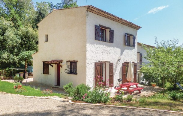 Location vacances Saint-Paul-de-Vence -  Maison - 4 personnes - Barbecue - Photo N° 1