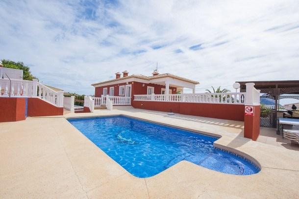 Villa Flori - Ideal para vacaciones en familia