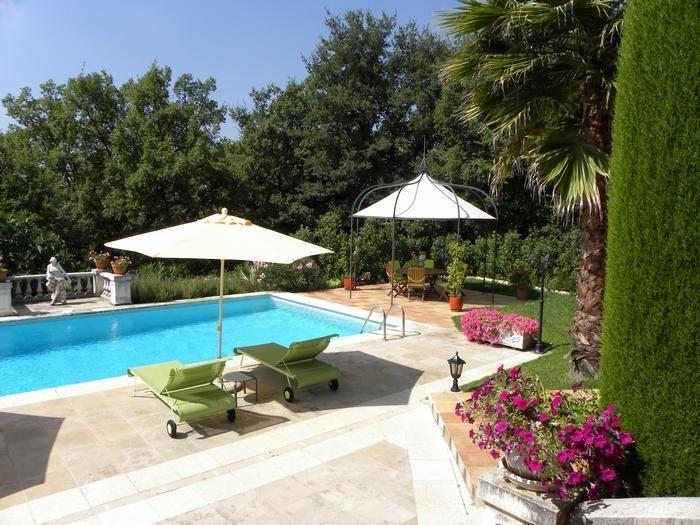 pour 8 pers. avec piscine privée, Grasse