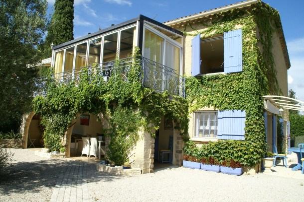 Location vacances Piolenc -  Maison - 5 personnes - Barbecue - Photo N° 1