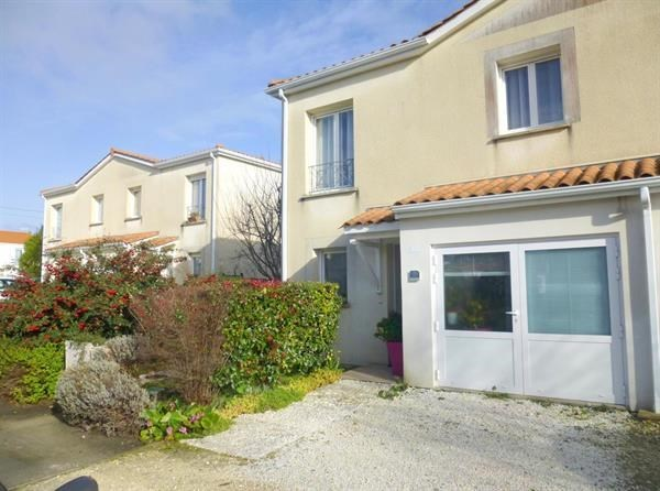 Location vacances Royan -  Maison - 6 personnes - Terrasse - Photo N° 1