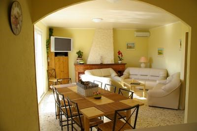 Location vacances Ventiseri -  Appartement - 8 personnes - Barbecue - Photo N° 1