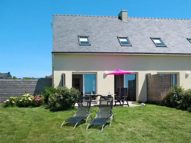 Location vacances Plougonvelin -  Maison - 6 personnes - Barbecue - Photo N° 1