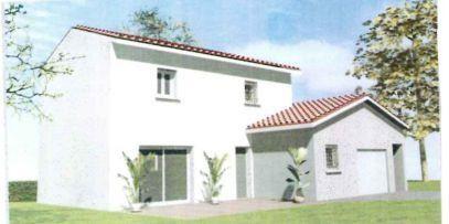 Maison  4 pièces + Terrain 500 m² Saint-Priest par TRADYBEL RHONE