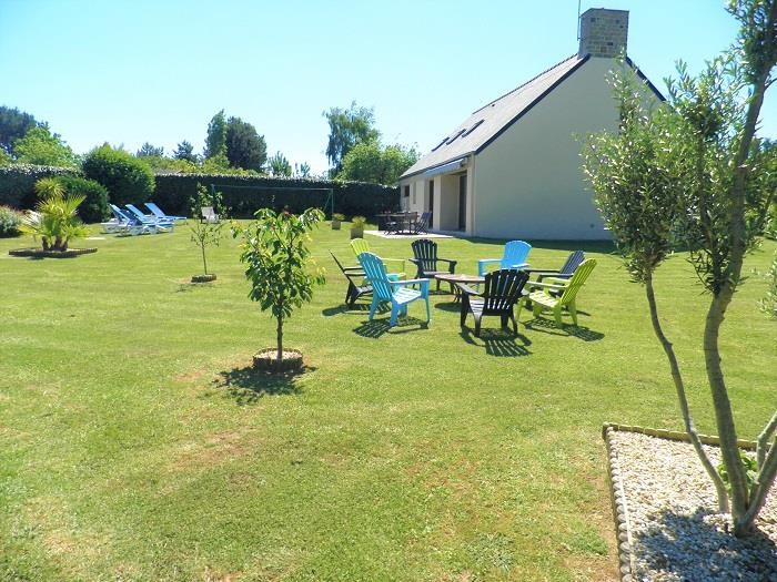 Location vacances Arzon -  Maison - 8 personnes - Barbecue - Photo N° 1