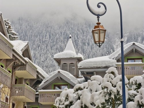 Location vacances Chamonix-Mont-Blanc -  Appartement - 4 personnes -  - Photo N° 1
