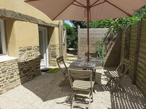Location vacances Dinan -  Maison - 4 personnes - Barbecue - Photo N° 1