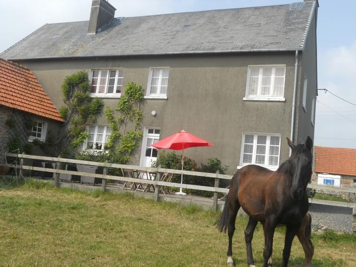 Location vacances Geffosses -  Maison - 6 personnes - Barbecue - Photo N° 1
