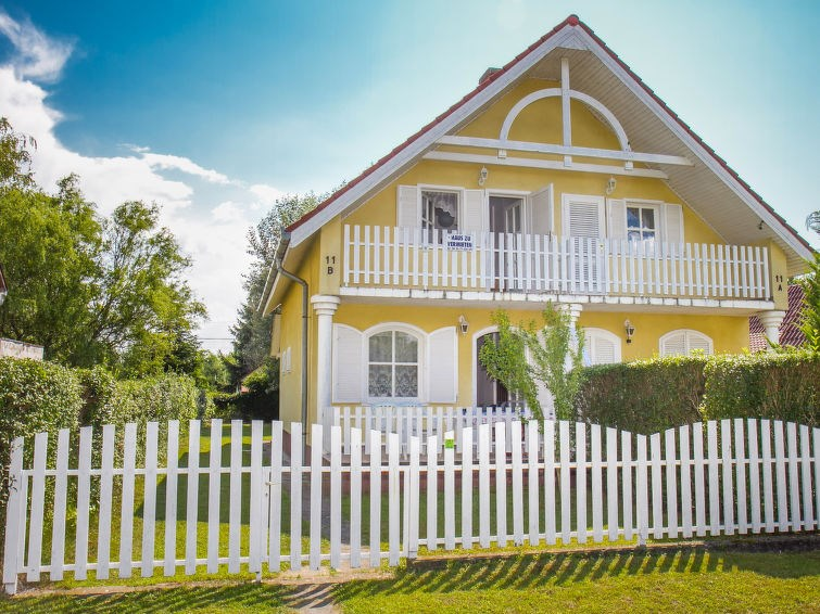 Location vacances Balatonmáriafürdő -  Maison - 4 personnes -  - Photo N° 1