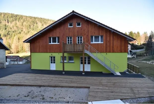 APPARTEMENT 30 m² 2 PERSONNES.